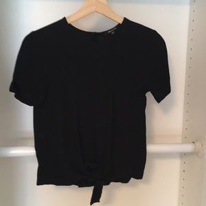 Black Madewell top